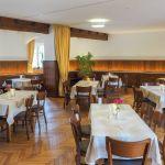 """Festsaal für Feierlichkeiten im Landgasthof """"Zum Goldenen Kreuz"""" in Pfrungen"""