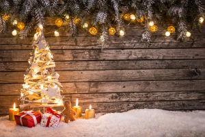 """Dezember, Gaststätte, Gasthof, Restaurant, Biergarten, Zimmervermietung, Ferienwohnung, Landgasthof """"Zum Goldenen Kreuz"""" Pfrungen"""