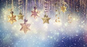 Wir feiern Weihnachten - wenn Sie möchten mit Ihnen.