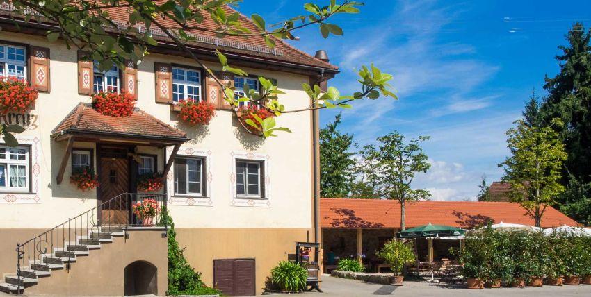 """Gästebuch, Gaststätte, Gasthof, Restaurant, Biergarten, Zimmervermietung, Ferienwohnung, Landgasthof """"Zum Goldenen Kreuz"""" Pfrungen"""